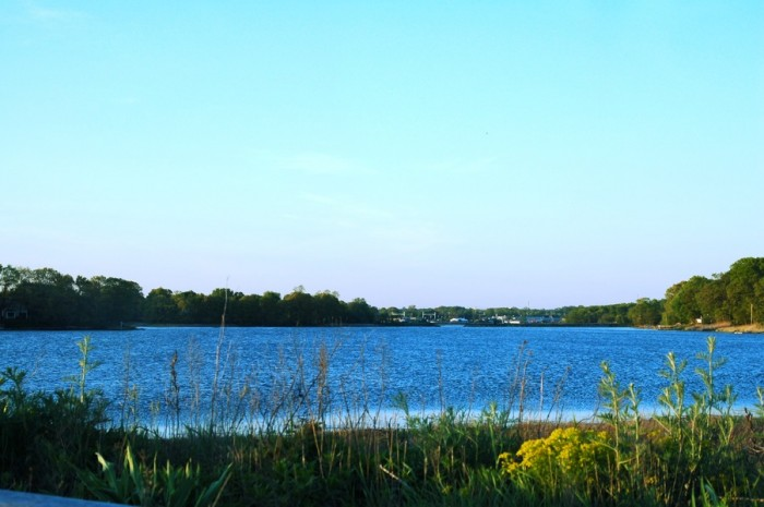 view of the lake - MIlford