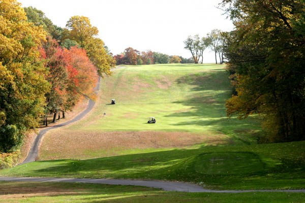 Bridgeport golfcourse