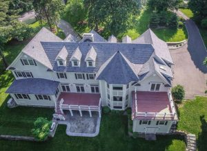 14 Spruce Drive Aerial