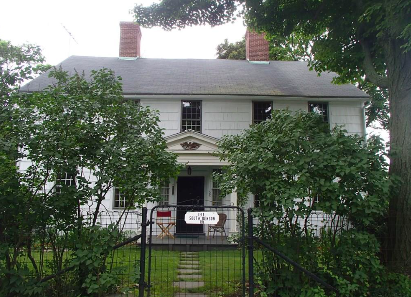 Abraham Benson House