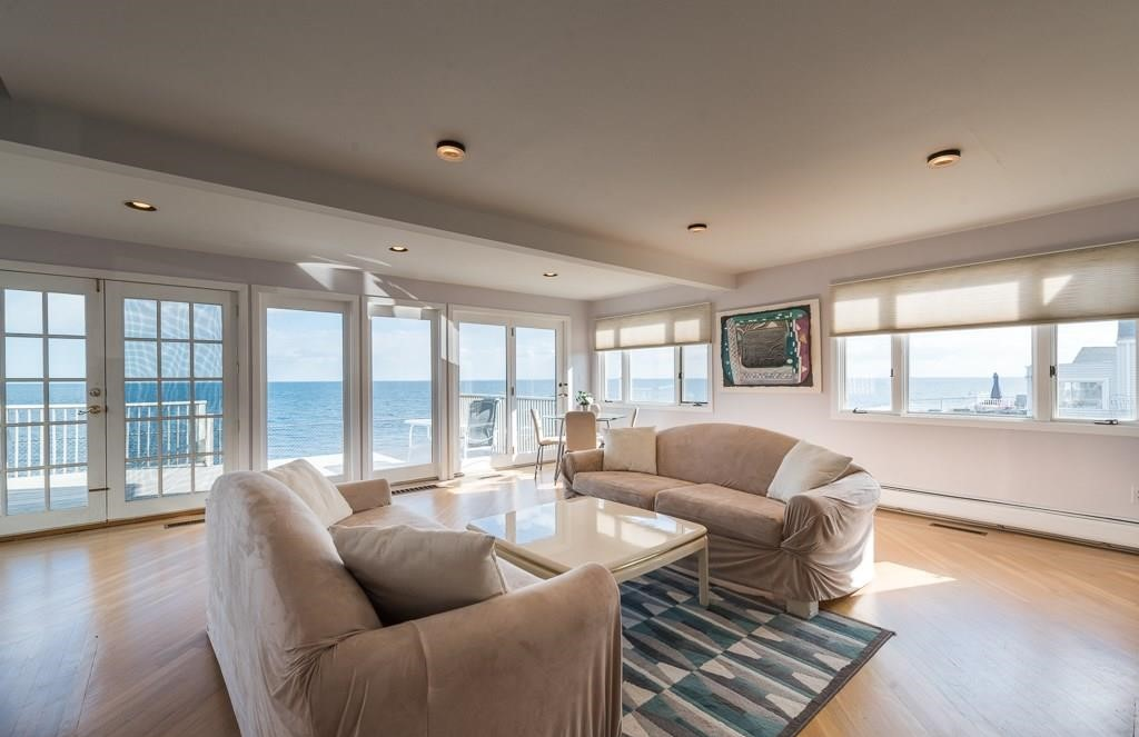 85 Point Beach Drive- Living Room