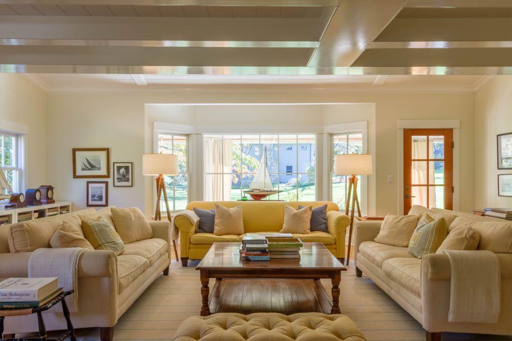 61 Georgetown Road- Living Room