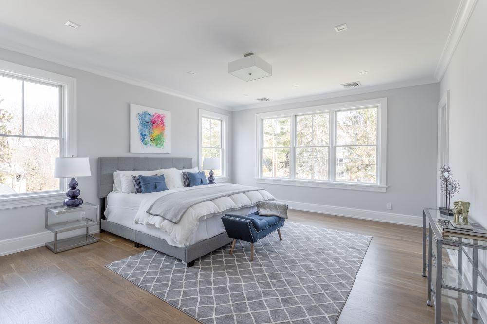 5 Ivy Terrace Master Bedroom