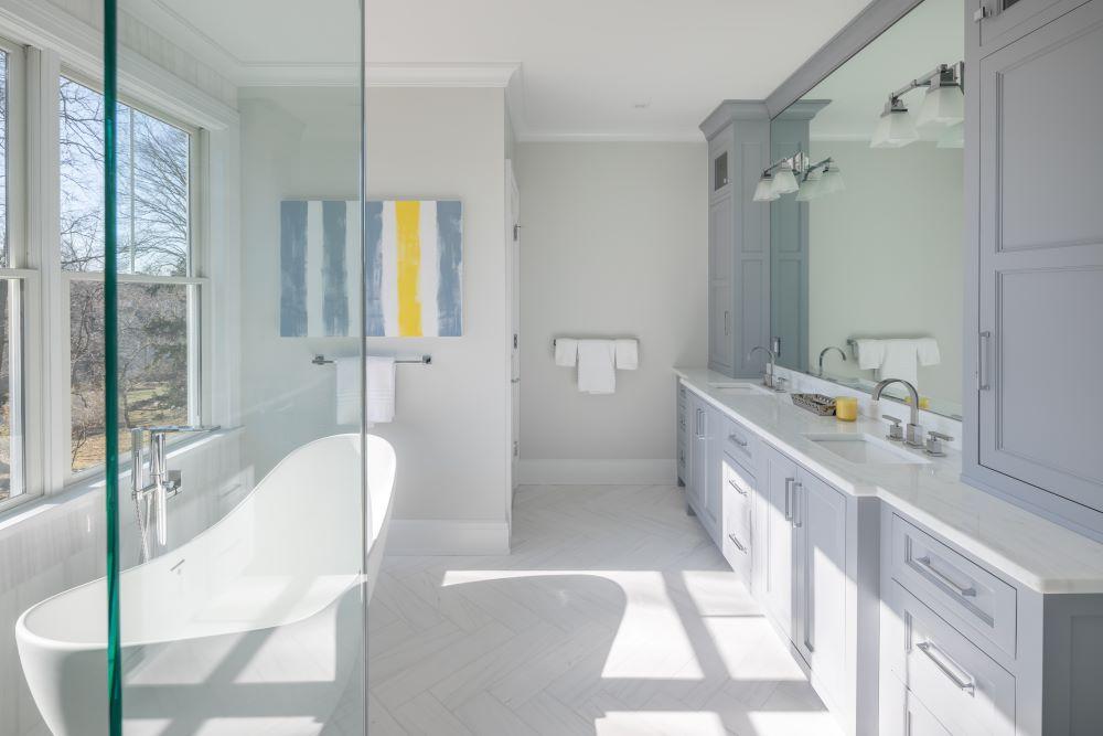 5 Ivy Terrace Master Bathroom