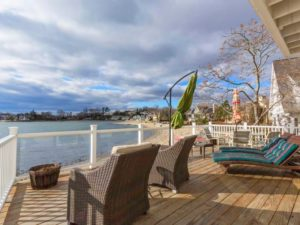 56 Compo Mill Cove Deck