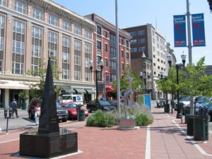 Downtown Stamford