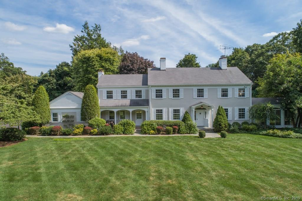 33 OLD ACADEMY ROAD FAIRFIELD CT